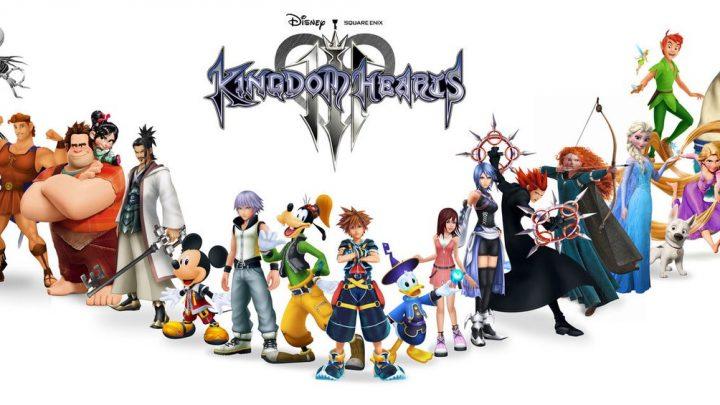 Kingdom Hearts III trailer MONSTERS INC