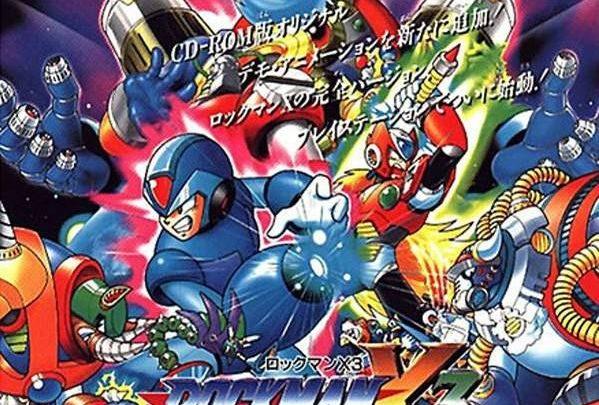 Rockman X3 aka MegaMan X3
