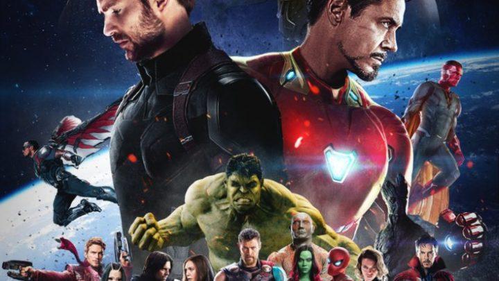 Avengers Infinity War The Black Order