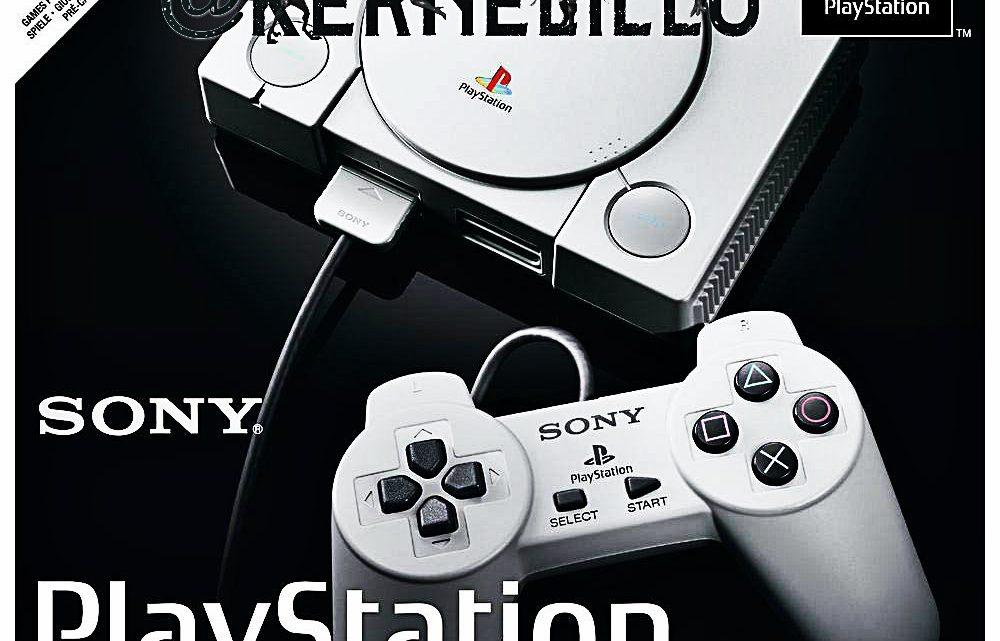 Lanzamiento del Playstation Classic en Diciembre