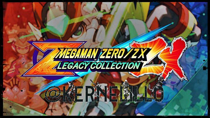 Mega Man Zero / ZX Legacy Collection se lanza en 2020