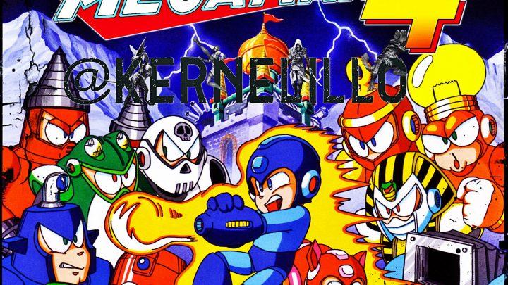 Mega Man 4 guía rápida